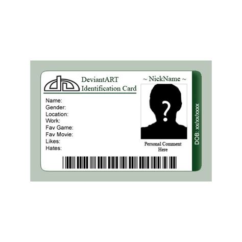 make your own id card free 7 best images of id badges templates printable printable