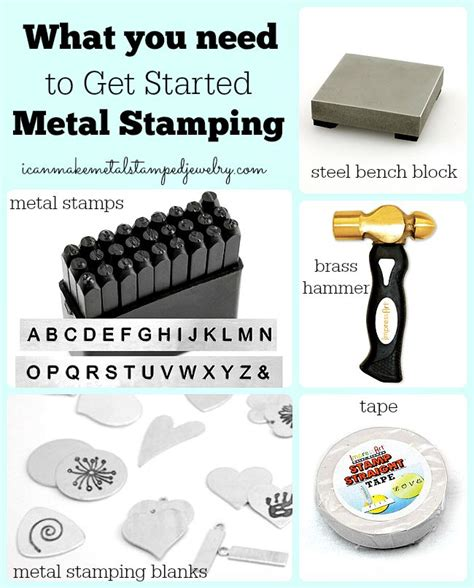 what tools do you need to make jewelry what you need to get started metal sting i can make