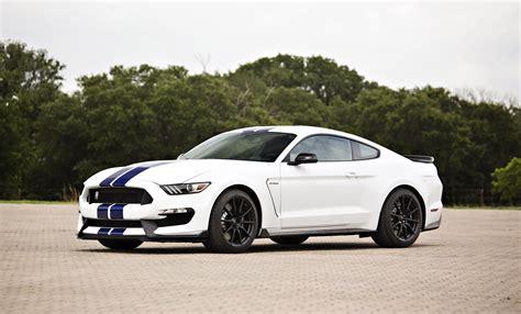 Ford Shelby Gt350 by Ford Mustang Shelby Gt350 Signed By George W Bush Helps