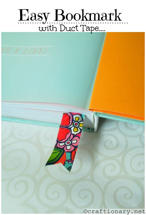 easy duct crafts for craftionary