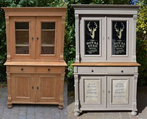 chalk paint arbor stencils arbor and brown on