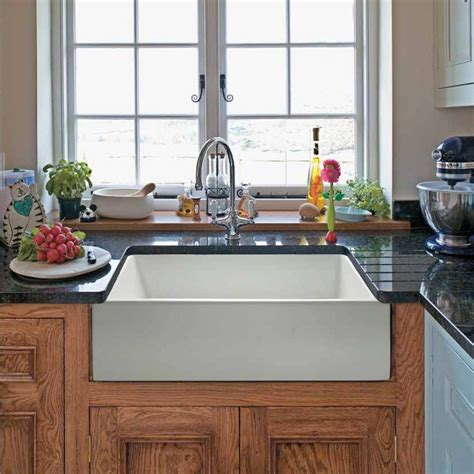 country kitchen sink ideas randolph morris 24 x 18 fireclay apron farmhouse sink 408 great resource for vintage feel