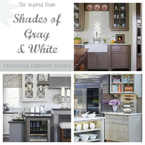 choosing paint colors for kitchen cabinets kitchen cabinet paint colors the inspired room