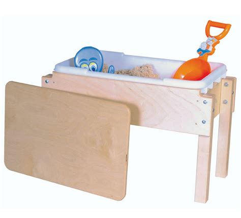 water sensory table wood designs tot sand water sensory table