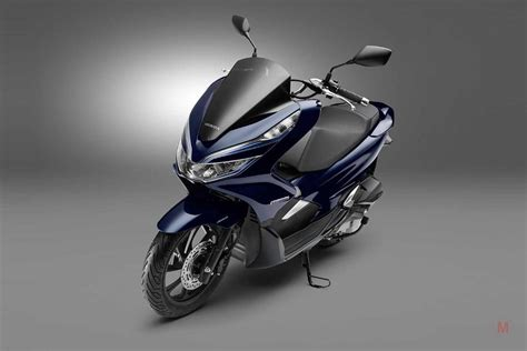 Moto Pcx 2018 Fotos by 2018 Honda Pcx Hybride En Pcx Electric Motorscooters