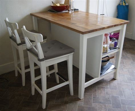 ikea kitchen island stools kitchen island breakfast bar with stools ikea quot stenstorp quot 2x quot ingolf quot stools in craigleith