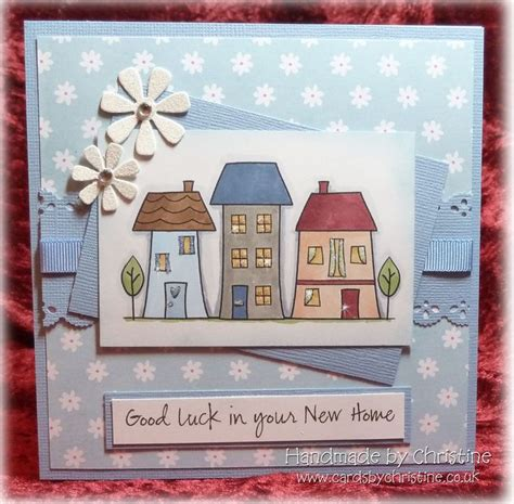 ideas for cards at home 17 best images about new home card ideas on