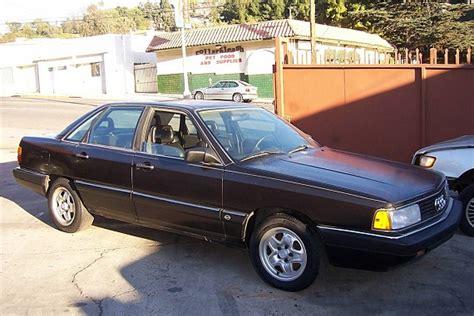 manual cars for sale 1987 audi 5000cs windshield wipe control heap of the week 2 1987 audi 5000cs quattro german cars