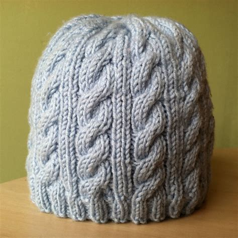 The Yarn Garden Upcoming Class Easy Baby Cable Knit Hat