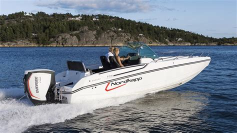 Shower Tabs by Nordkapp Boats Europe Nordkapp Enduro 705