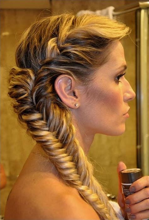 braid with in hair beautiful and easy braided hairstyles for different types