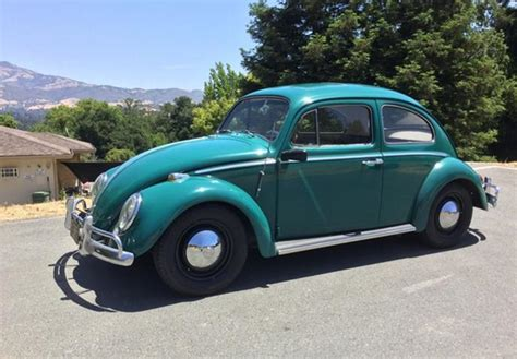 1964 Volkswagen Beetle For Sale by 1964 Volkswagen Beetle For Sale Carsforsale