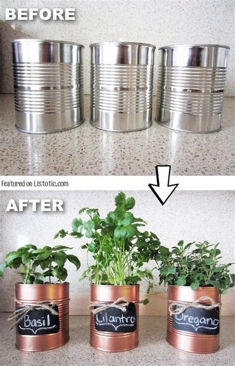 spray paint dosen 25 best ideas about tin can crafts on