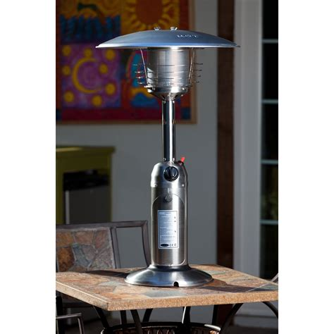 living accents patio heater living accents tabletop patio heater 28 images living