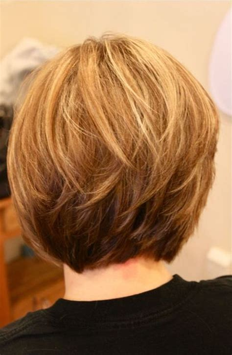 bob layered hairstyles front and back view back view bob hairstyles layered 18 with back view bob