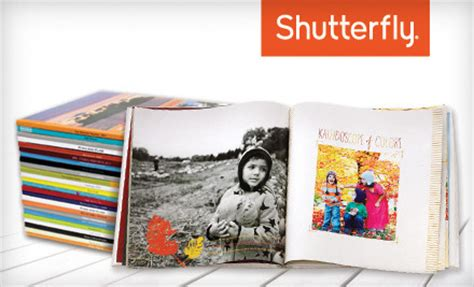 shutterfly picture book groupon deal shutterfly personalized photo book as low as