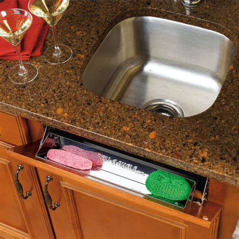 kitchen sink tray kitchen and vanity sink front tip out stainless steel