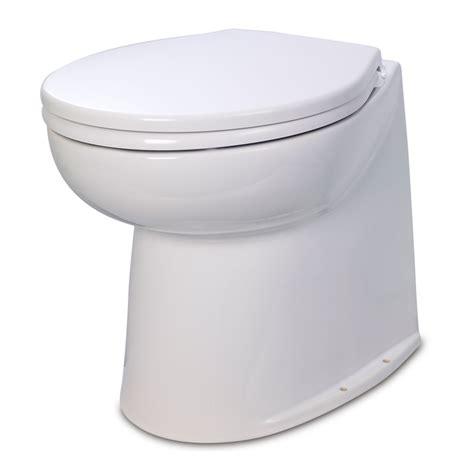 Jabsco Toilet Cleaner by Jabsco 17 Quot Deluxe Flush Fresh Water Toilet 12v Marine