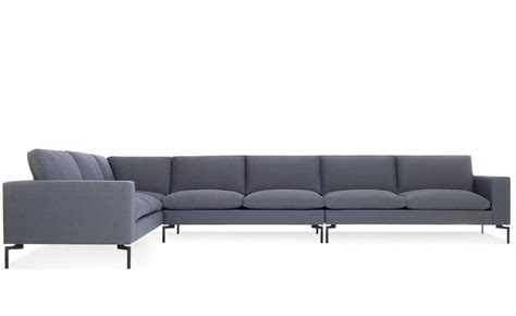 large modern sectional sofas new standard large sectional sofa hivemodern