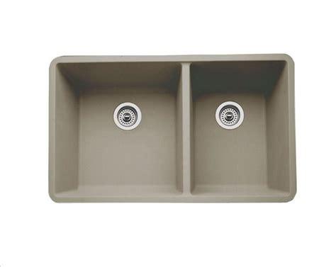 blanco 441296 blanco precis truffle kitchen sink