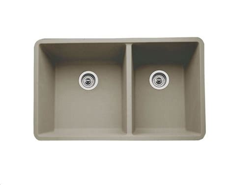 kitchen sink blanco blanco 441296 blanco precis truffle kitchen sink