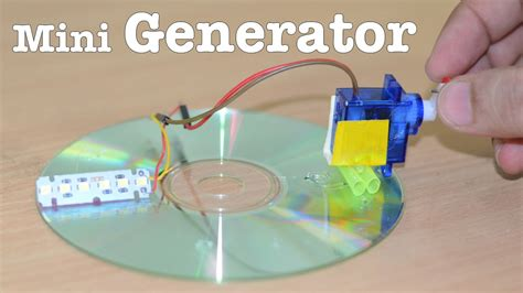 for to make at home how to make a mini generator at home v easy