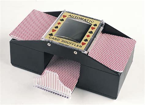 how to make a card shuffler 2 deck card shuffler ebay