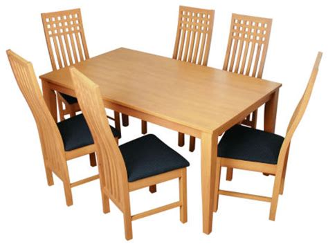 dining table and chairs for 6 ardennes dining table 6 chairs dining room set review