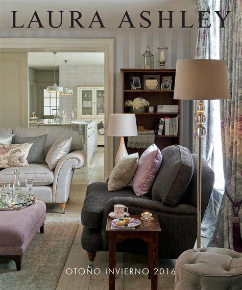 ashley decoracion laura ashley decoraci 243 n oto 241 o invierno 2016 pinterest