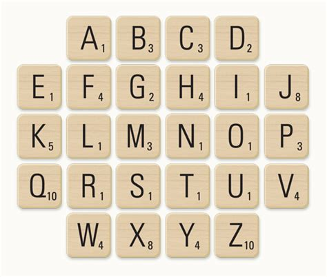 using all your letters in scrabble scrabble tile print outs crea voor thuis