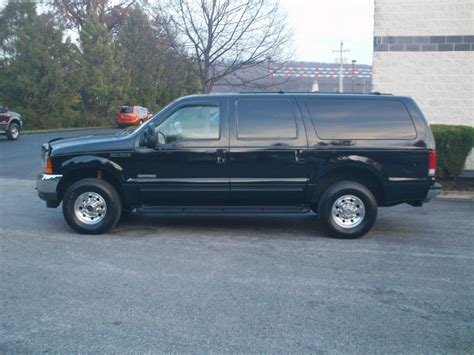 2001 Ford Excursion by Manchester Motors 2001 Ford Excursion Diesel