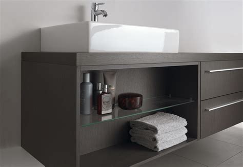 large bathroom vanity units x large vanity unit open by duravit stylepark