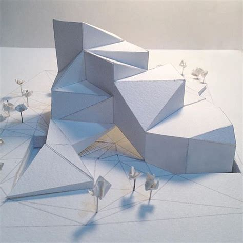 architecture origami 25 best ideas about folding architecture on