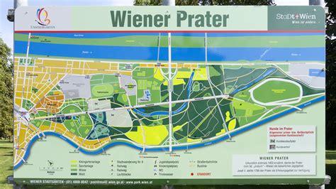 Der Garten Im Prater by Wiener Prater