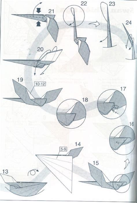 origami diagrams complex swan quyet
