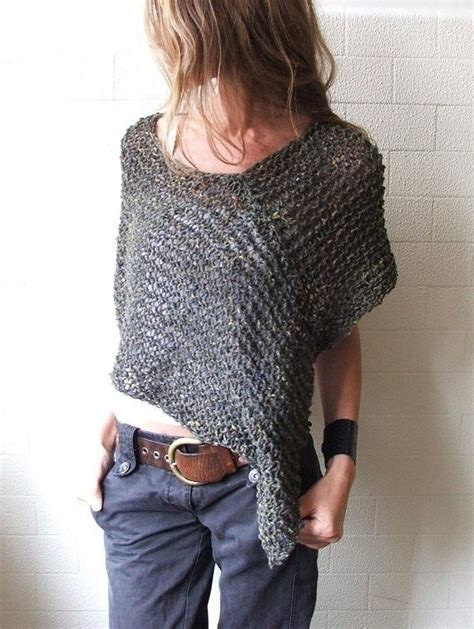 poncho pattern knit in the 25 best ideas about knit poncho on knitted