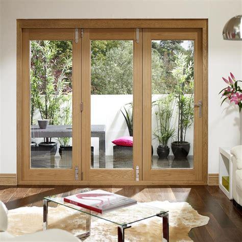patio doors folding la porte vista oak folding patio doors fully decorated