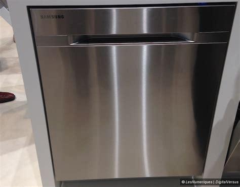 ifa 2014 samsung re pr 233 sente ses premiers lave vaisselle pose libre