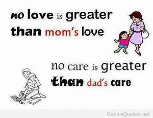 Amazing quotes for your parents with awesome messages