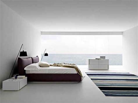 Minimalist Design Ideas : Modern Minimalist Bedroom Designs