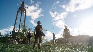 Final Fantasy XV Director Discusses Frame Rate, Resolution ...