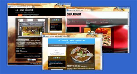 freeresto cr 233 er un site gratuit et facile pour votre restaurant ou votre 233 tablissement