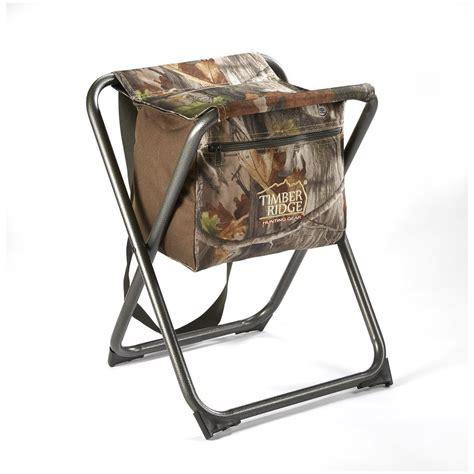 texsport timber ridge shooters stool 623612 chairs at