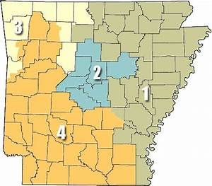 Redistricting: New congressional maps pass in AR & LA