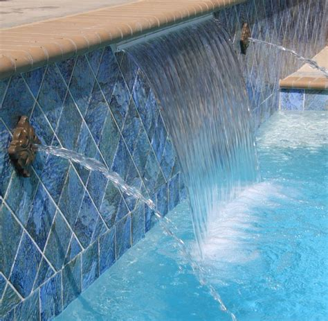 6x6 Aqua Pool Tile by 15 Best Images About Pool Tile On Pools Tile