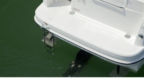 Boat Stern Opposite by Bayliner 255 Sb 2011 Captain S Report Printer Friendly