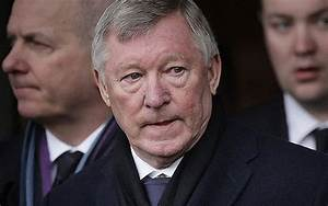 Manchester United manager Sir Alex Ferguson pays tribute ...