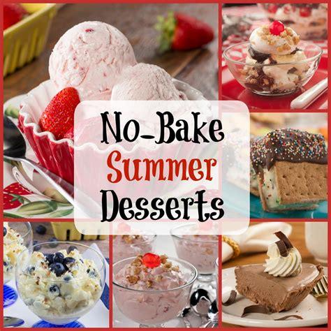 easy summer recipes 6 no bake desserts mrfood