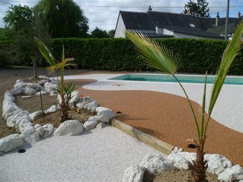 un revtement de sol permable ou lueau filtre qui offre un large choix de couleurs et de de