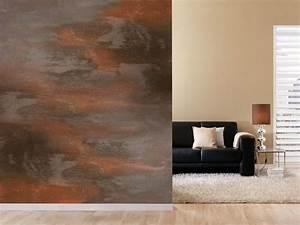 Wohnzimmer Farbe Gestaltung : ideen zur wandgestaltung mit farbe tapete und vielem mehr ~ Markanthonyermac.com Haus und Dekorationen